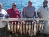 chicago area salmon charter boat