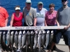 trolling for salmon on lake michigan