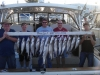 salmon and trout charter boat