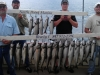 salmon and trout charter fishing