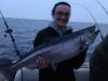 Winthrop Harbor salmon fishing charter boat