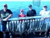salmon fishing family fun