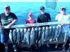salmon fishing family fun