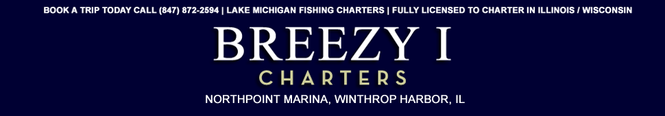 Breezy 1 Salmon & Trout Fishing Charters