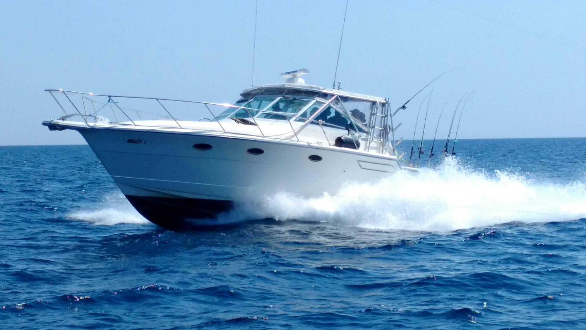 Lake michigan economy fishing charter boat chicagoland for Lake fishing boats